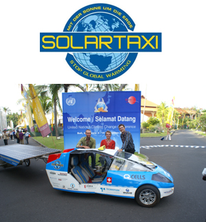 das solartaxi mit dem elektroauto um die welt nie mehr. Black Bedroom Furniture Sets. Home Design Ideas