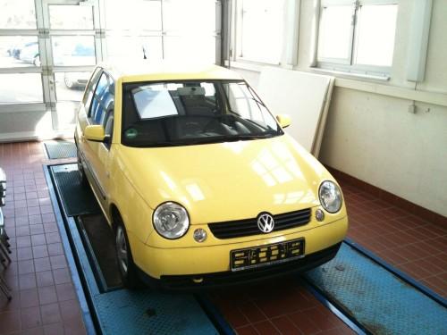 Der handelsbübliche VW Lupo, Bj. 2003